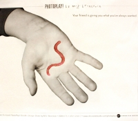 PhotoPlay_Bronstein_Chronicle_Portland Museum_worm