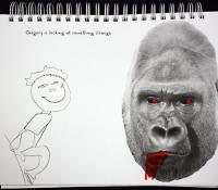 fotoplay_gorilla_m_j_bronstein_prompt