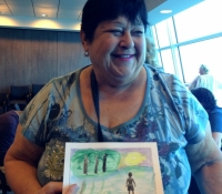 Marcie-J-Bronstein-watercolor-celebrity-solstice-6