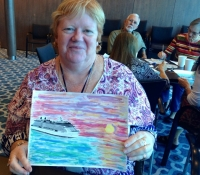 Marcie-J-Bronstein-watercolor-celebrity-solstice-8