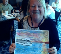 Marcie-J-Bronstein-watercolor-celebrity-solstice-9