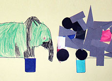 elephant opposites marcie bronstein thumb