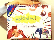 Fotoplay the Book by M J Bronstein thumb