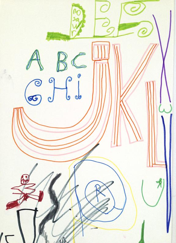 M J Bronstein-collaborative alphabet-artlab 4