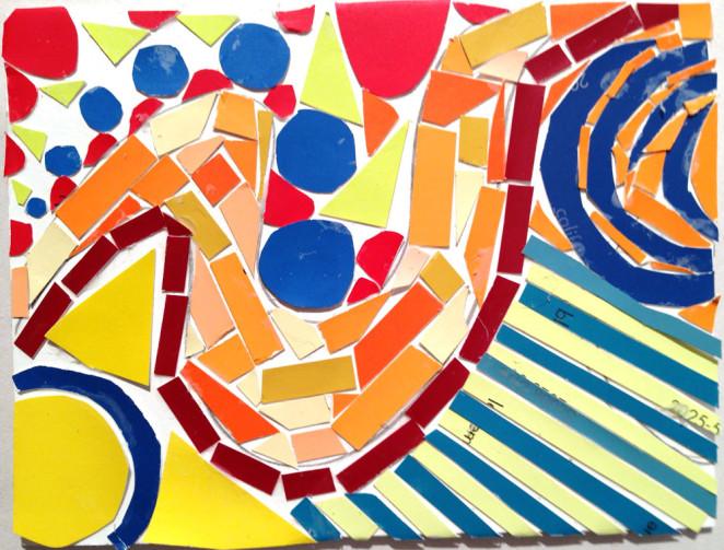 m j bronstein_cmca_artlab_paint chip mosaic 12