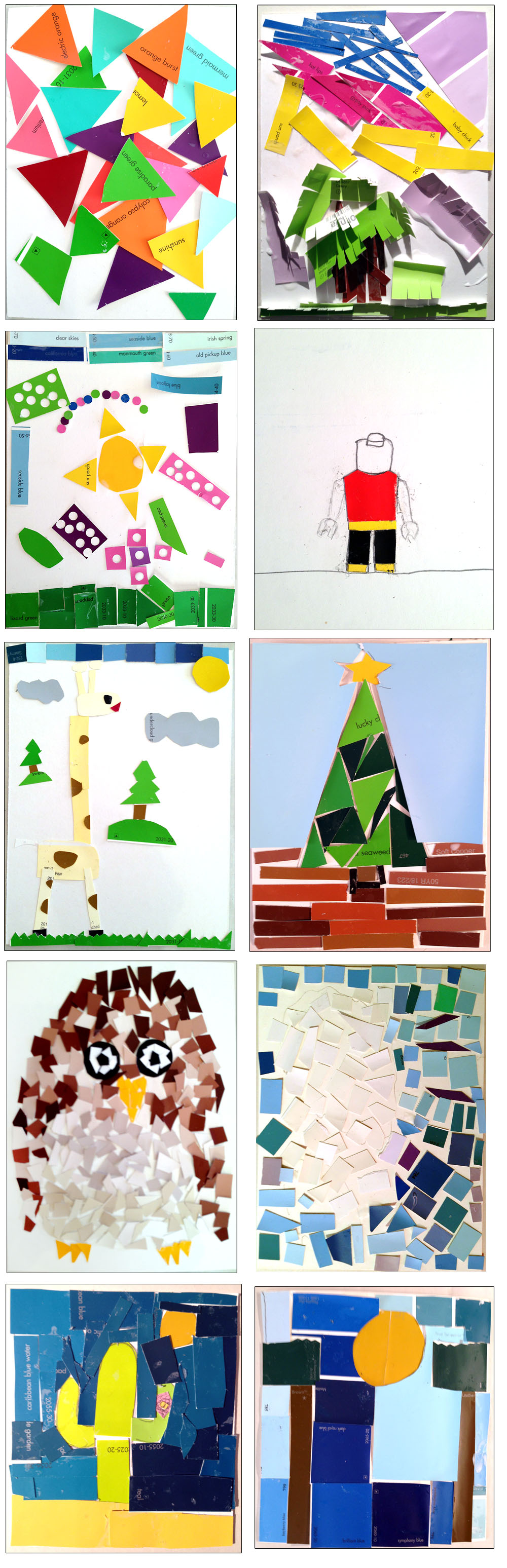paint chip mosaic_m j bronstein_artlab_cmca