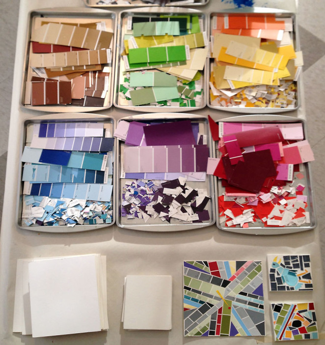 paint chip mosaic_m j bronstein_cmca_artlab 1