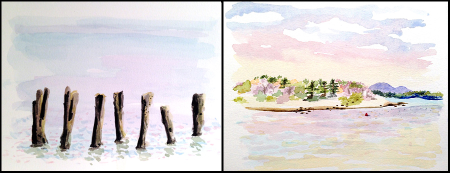 BELFAST-MAINE-BRONSTEIN-WATERCOLOR