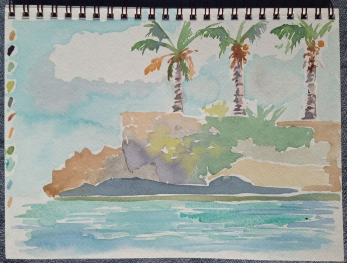 bronstein-watercolor-caribbean-curacao