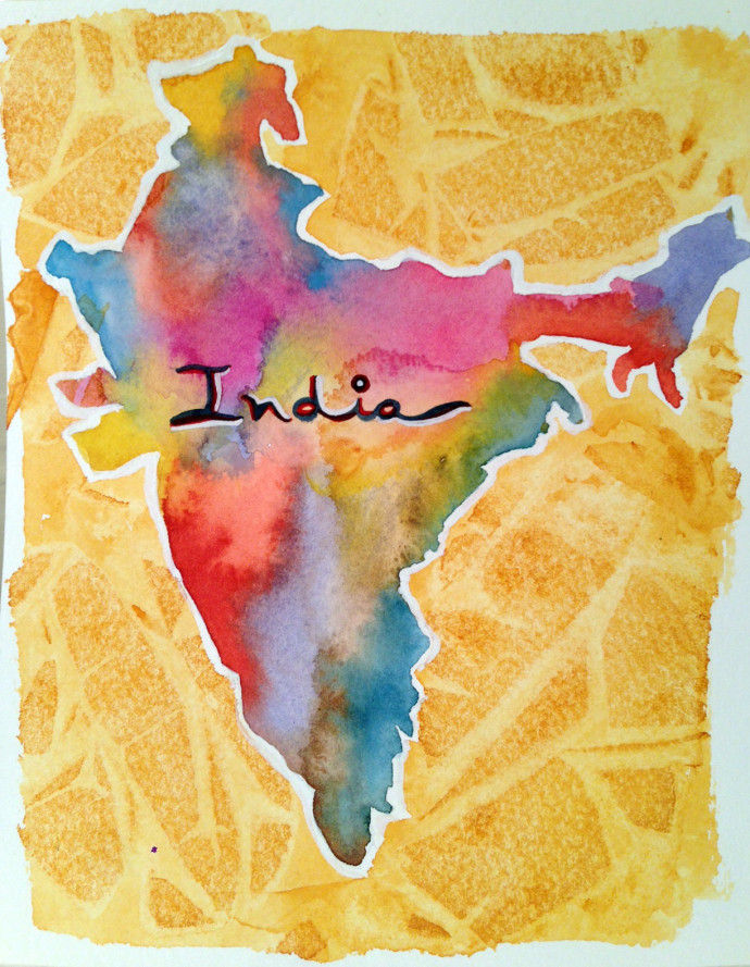 india-watercolor-mattinablue-celebrity