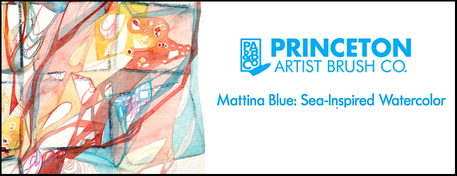 MattinaBlue_PrincetonBrushCompany_watercolor